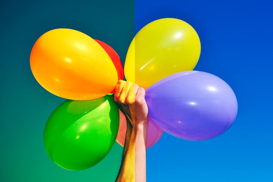 写真入り年賀状は、写真補正をするとますますキレイに仕上がります!