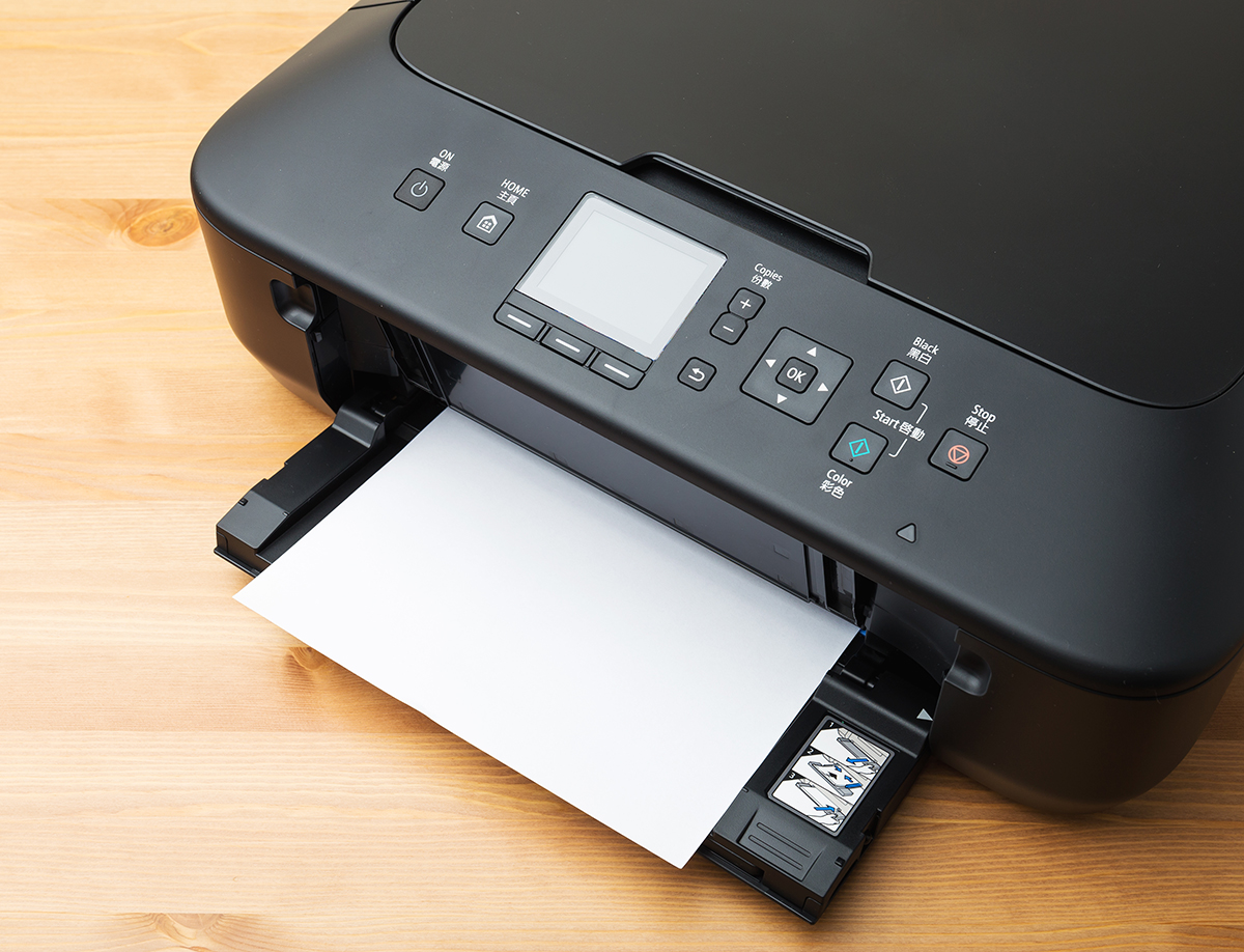 自宅でキレイな年賀状を印刷したい場合は、プリンターの設定も大切です!